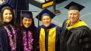 Narine Arabyan, Poyin Chen, Allison Weis, Dr. Bart Weimer